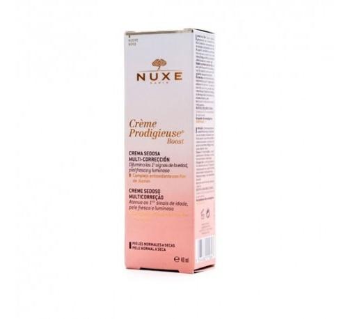 Nuxe creme prodigieuse boost crema sedosa 40 ml