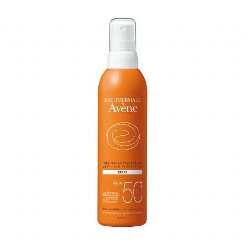 Avene spray muy alta proteccion spf50+ (200 ml)