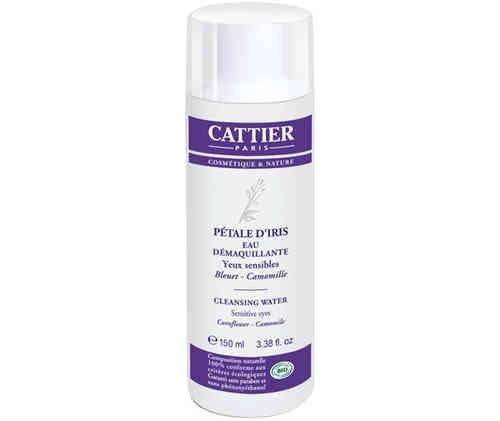 Cattier solucion micelar desmaquilladora  3 en 1