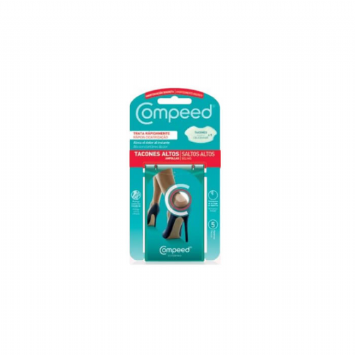 Compeed tacones altos (5 u)