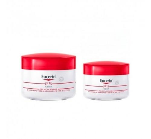Eucerin pack crema 100ml +75 mlgratis