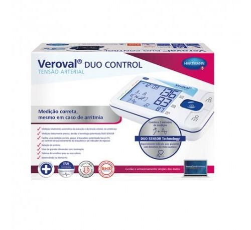 Tensiometro automatico de brazo - veroval duo control (talla mediana 1 u)
