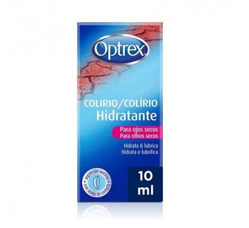 Optrex colirio hidratante ojos secos (10 ml)