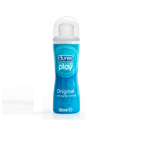 Durex play basico pleasure gel - lubricante hidrosoluble intimo (50 ml)