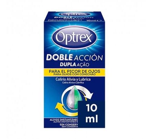 Optrex colirio doble accion para picor de ojos (10 ml)