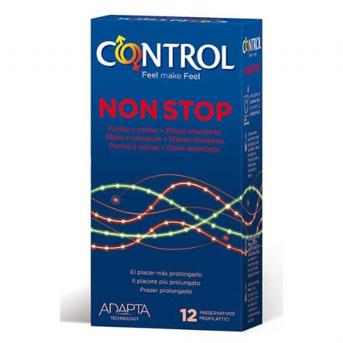 Control non stop - preservativos (12 u)