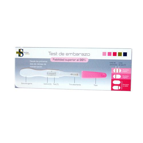 Ep test embarazo mediflower  (omtest)