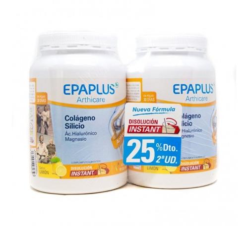 Epaplus pack ahorro colageno+silicio+hialuronico