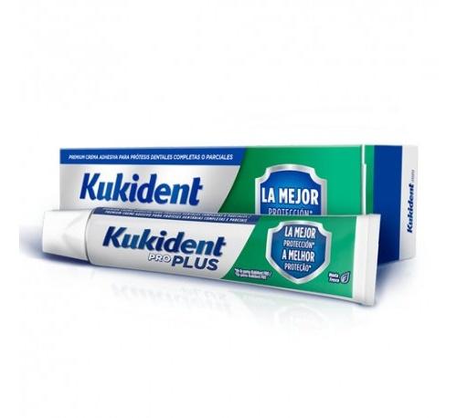 Kukident pro proteccion dual - crema adh protesis dental (40 g)