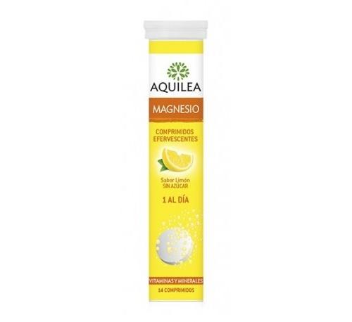 Aquilea magnesio comp efervescente (375 mg 14 comprimidos efervescentes)