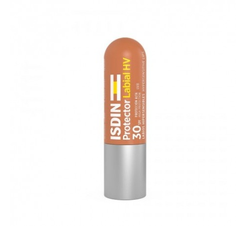 Isdin protector labial hv spf 30 (4 g)