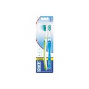 Cepillo dental adulto - oral-b advantage 1,2,3 (40 medio)