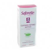 Saforelle cuidado intimo activo (500 ml)
