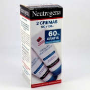 Neutrogena pies crema ultrahidratante (100 ml + 100 ml)