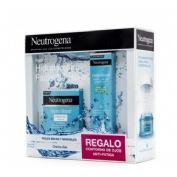 Neutrogena cofre hydro boost crema -gel + regalo