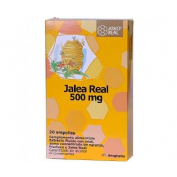 Arkoreal jalea real (50o mg 20 ampollas)