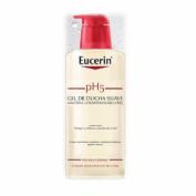 Eucerin ph5 gel de ducha suave (400 ml)