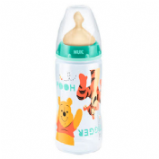Biberon fc pp latex - nuk (1m 300 ml disney winnie)