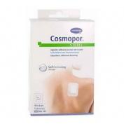 Cosmopor steril - aposito esteril (10 cm x  8 cm  5 apositos)