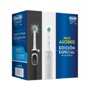 Oral b cepillo electrico duo vitality precision