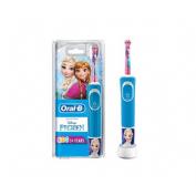 Cepillo dental electrico infantil - oral-b stages frozen (+3 años suave)