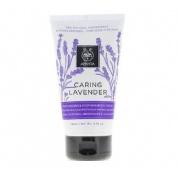 Apivita caring lavanda crema corporal con lavand