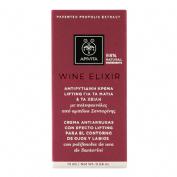 Apivita wine elixir antiarrugas & linting contor