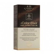 Apivita color elixir 6.35 dark blonde gold mahog