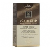 Apivita color elixir 8.0 light blonde