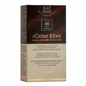 Apivita color elixir 6.43 dark blonde copper gol