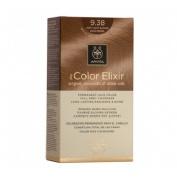 Apivita color elixir 9.38 very light blonde gold