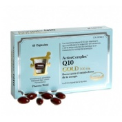 Activecomplex q10 gold (60 capsulas)