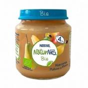 Nestle naturnes bio manzana platano y pera (tarrito 120 g)