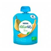 Nestle naturnes bio pera y platano (bolsita 90 g)