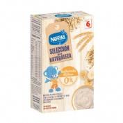 Nestle cereales seleccion naturaleza multicereales platano (330 g)