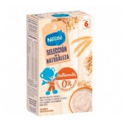 Nestle cereales seleccion naturaleza multicereales (330 g)