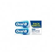 Oral-b duplo repair 125ml