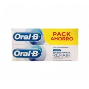 Oral b original repair pack ahorro 2x100 ml