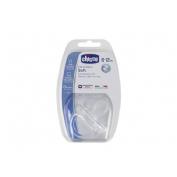 Chupete silicona - chicco physio soft (6-12m)