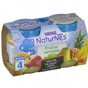Nestle frutas variadas (130 g 2 u)