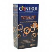 Control total fit - preservativos (12 u)