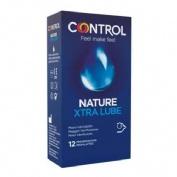 Control xtra lube - preservativos (12 unidades)
