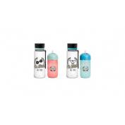 Suavinex set vaso con pajita 340 ml + botella ad
