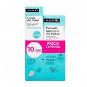 Suavinex crema pañal + pomada intensiva (pack 75 ml + 75 ml)