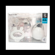 Mordedor silicona - suavinex (conejo + caja)