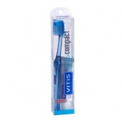 Cepillo dental adulto - vitis compact (medio)