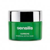 Sensilis renewal detox mask (75 ml)