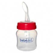 Bebedue biberon cuchara 120 ml silicona