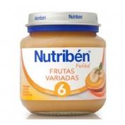 Nutriben frutas variadas (potito inicio 130 g)
