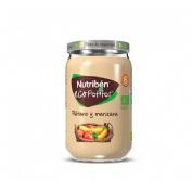 Nutriben ecopotitos platano manzana (235 g)
